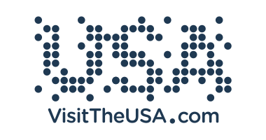 Visit the USA Logo