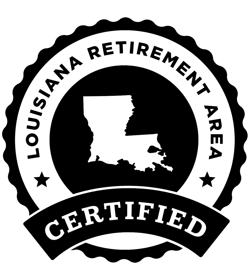 Louisiana Travel Retirement Logo