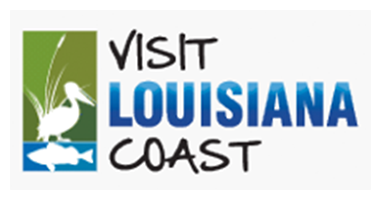 Visit Louisiana Coast Logo