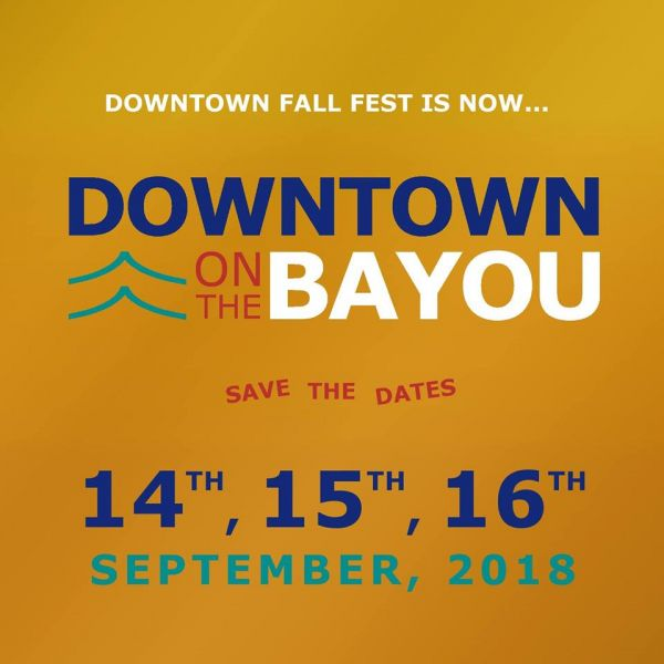 Downtown on the Bayou Festival image