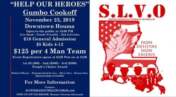 Houma Veterans Outreach image