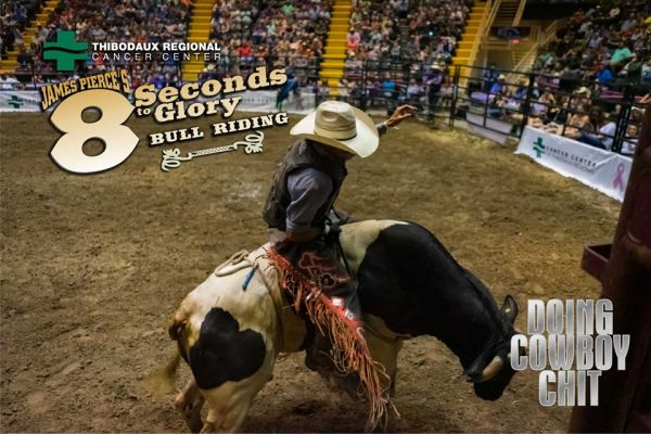 8 Seconds to Glory Bull Riding image