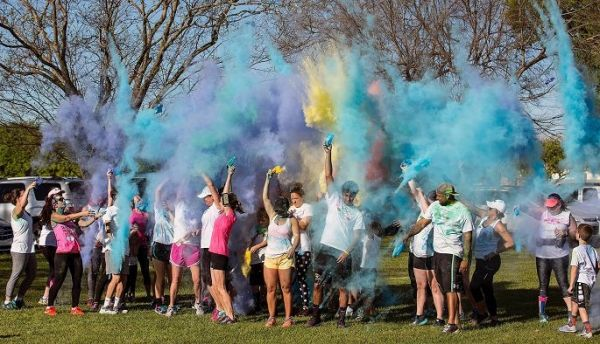 Paint the Town 5K image