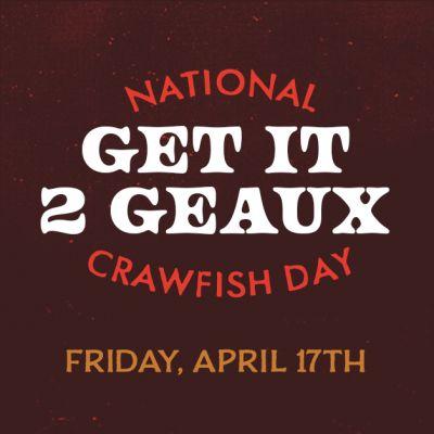 National Crawfish Day
