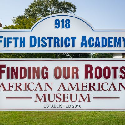 Blood, Sweat, And Tears - Finding Our Roots Museum