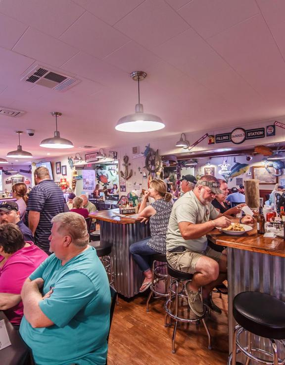 Cajun Critters Seafood & More