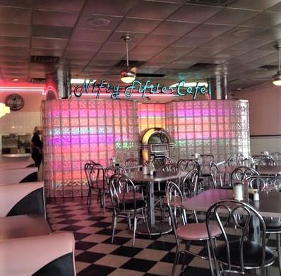 High Rollers & Nifty Fifties Café