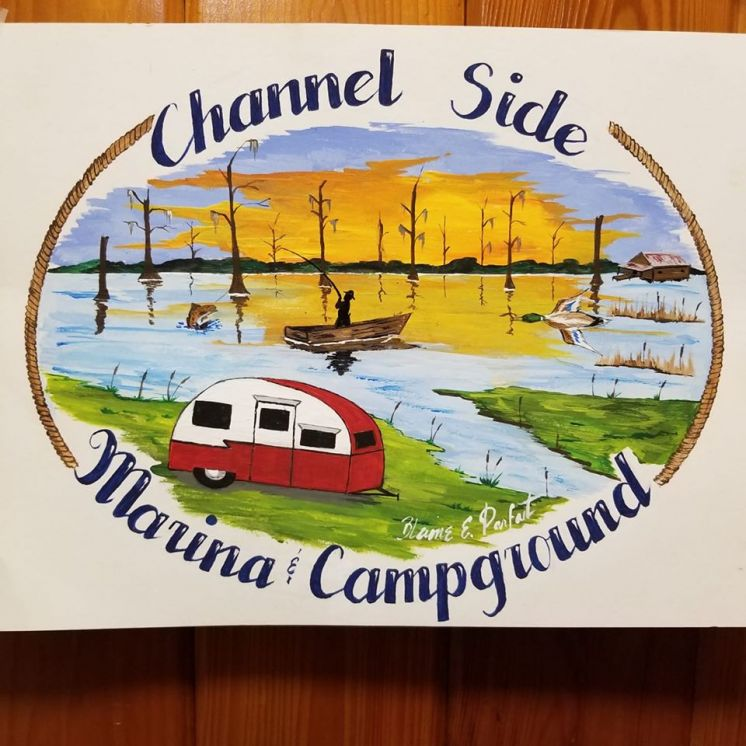 Channel Side Marina