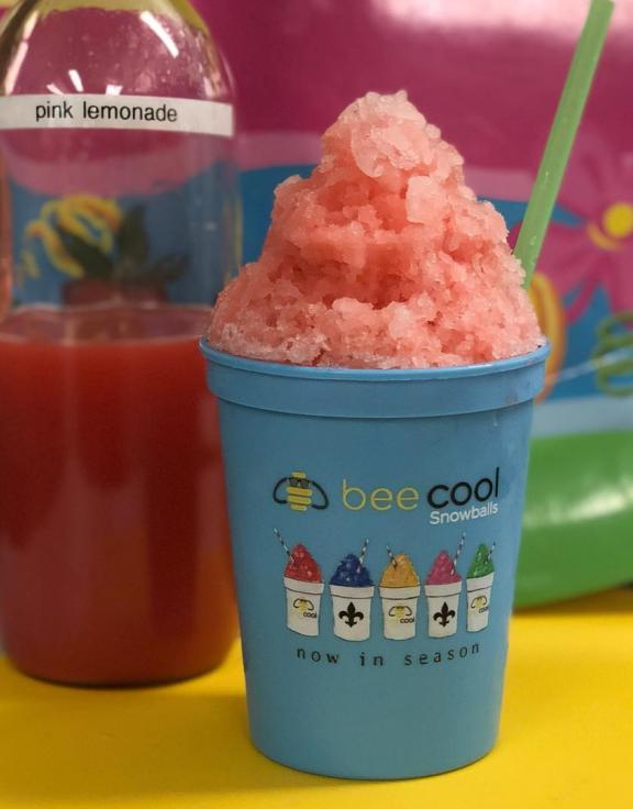 Bee Cool Snowballs