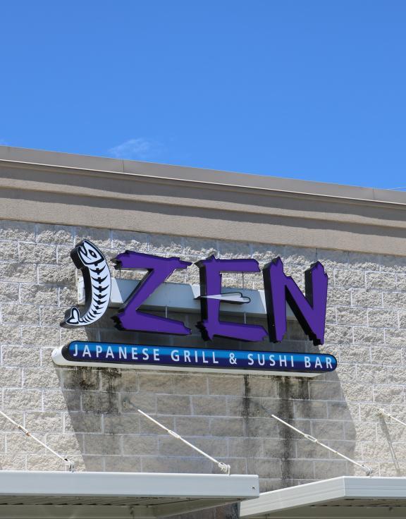 Zen Japanese Grill & Sushi