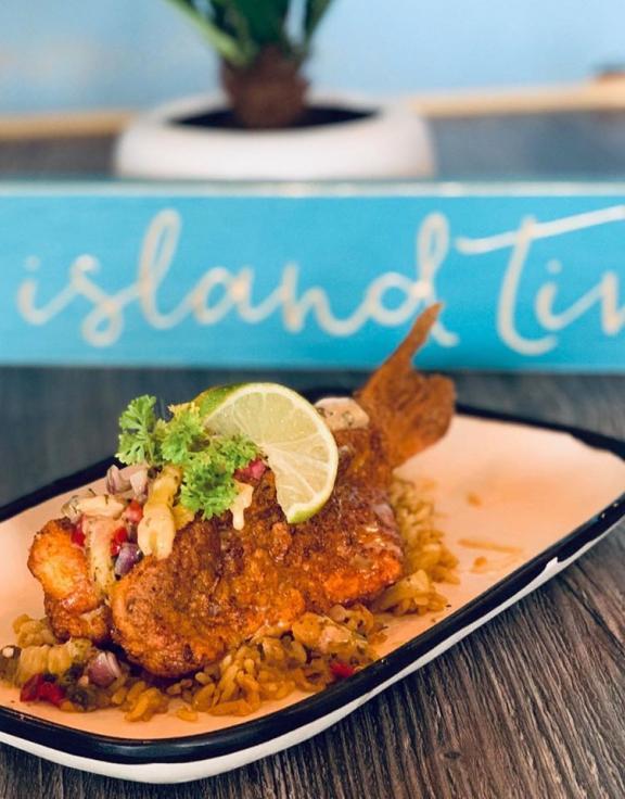 Cajun Bahamas Island Grill
