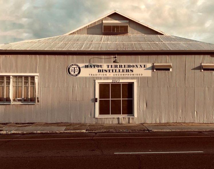 Bayou Terrebonne Distillers
